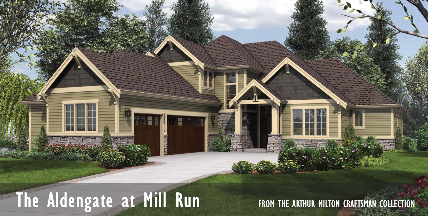 Mill Run at Lake Anna - Lot 55