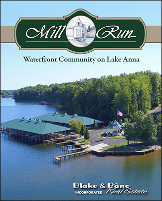 Mill Run at Lake Anna - 2020 Brochure